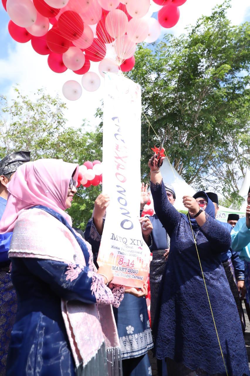 Disperdagin gelar MTQ Expo sempena MTQ XIV Tingkat Kota Tanjungpinang