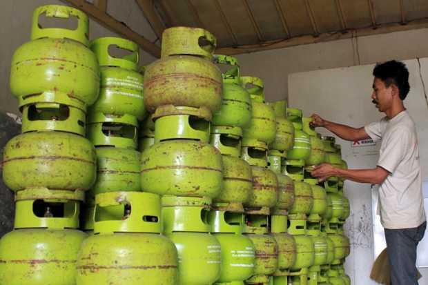 Tiga Pangkalan Gas Elpiji di Tanjungpinang dapat Surat Peringatan